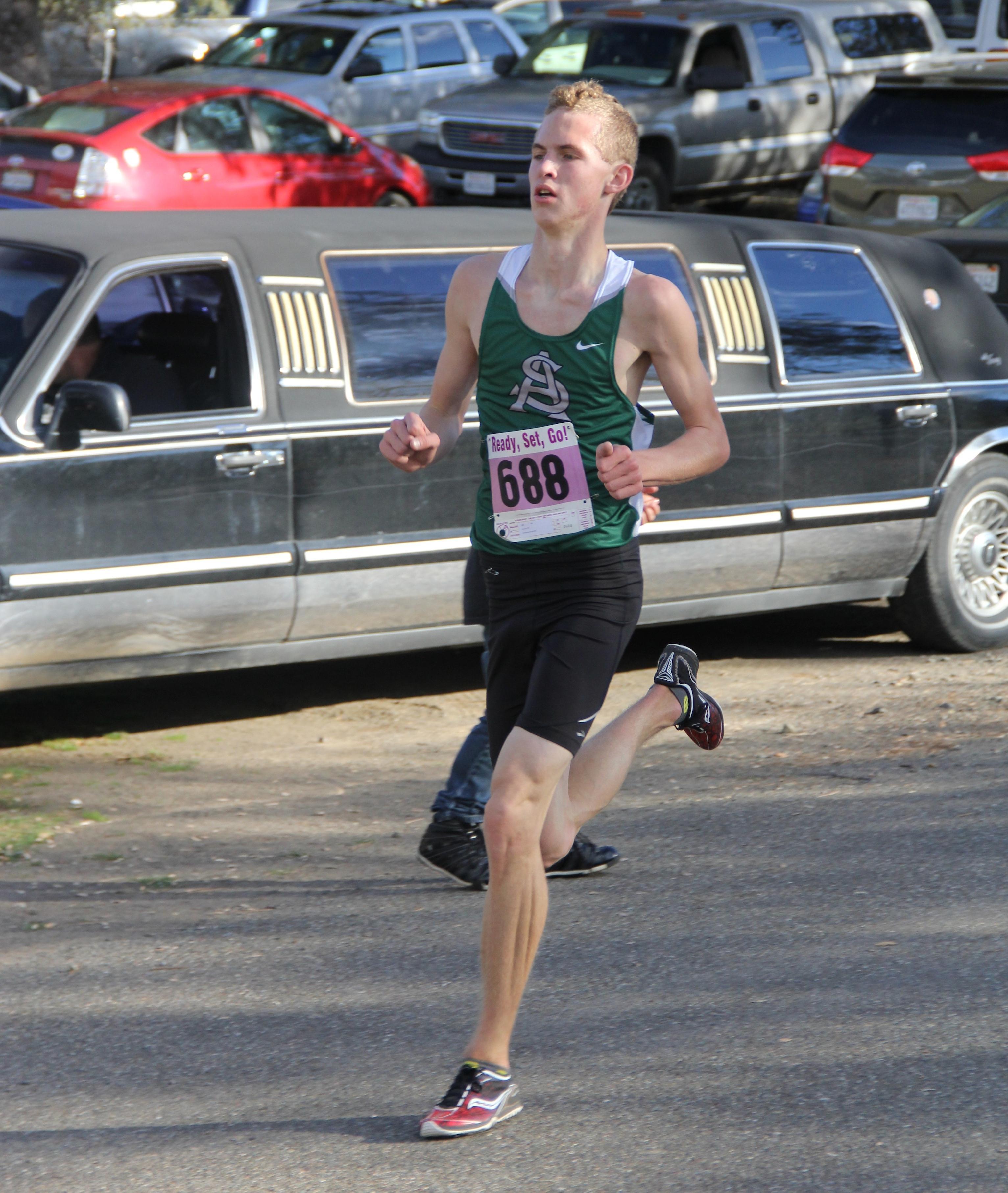 2012 boys cmc xc finals running