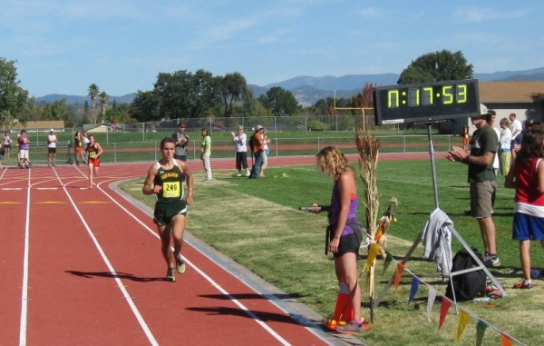 2nd San Marin's Connor Flechsig
