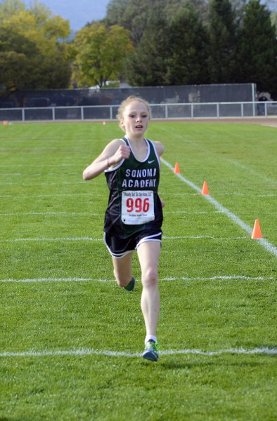 Second, Alyssa Goody Sonoma Academy - 17:08