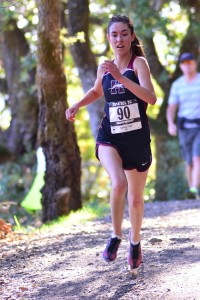 2nd, Ana-Drake Tripp of Healdsburg, 19:23.