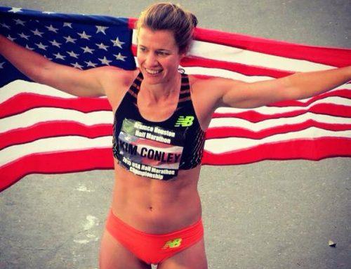Kim Conley wins US 1/2 Marathon