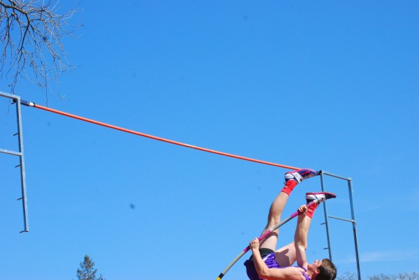 These next 4 photos are of Curren 13-6 vault.