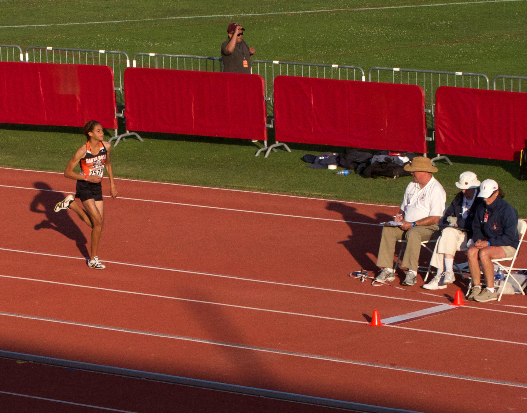 Photos of Carter winning long jump | Running