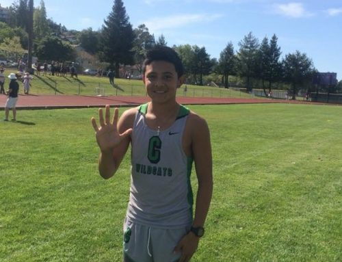 7th grader runs 4:56.6