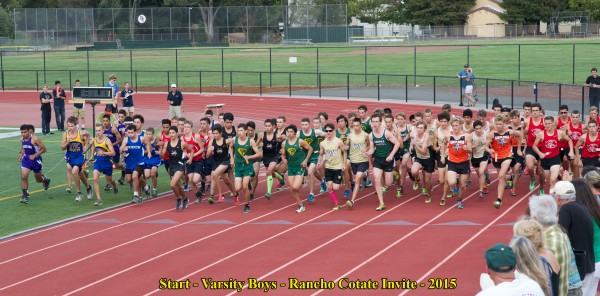 Varsity Boys start by Thomas Benjamin