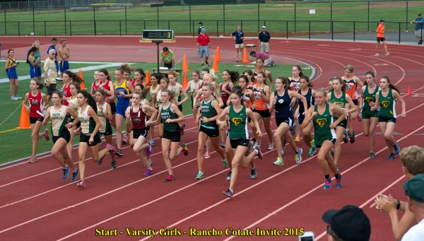 Varsity Girls start by Thomas Benjamin