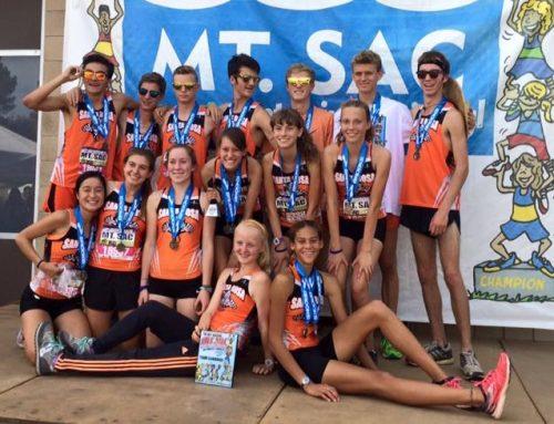 Mt Sac: SR girls, White & Salazar win races