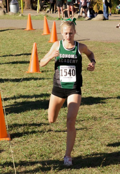 Rylee Bowen, Sonoma Academy 18:02