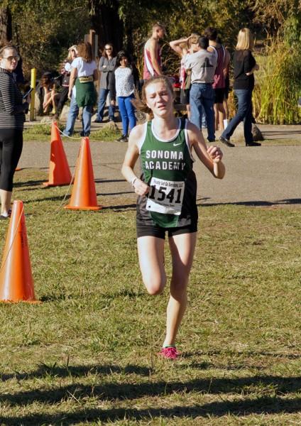 Madison Glenn, Sonoma Academy 20:25