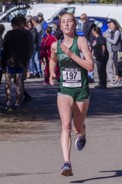 3rd Amy Stanfield, Sonoma Valley 18:47  by Michael Lucid