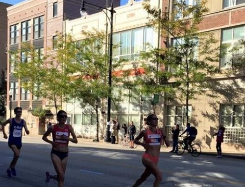 Sara Hall 2:31:14 marathon